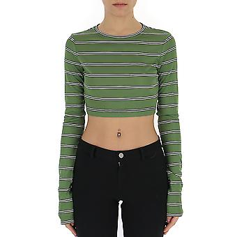 Marc Jacobs Green Cotton Top