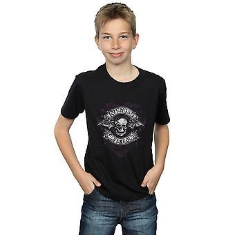Aveneged Sevenfold Boys Deathbat Flourish T-Shirt