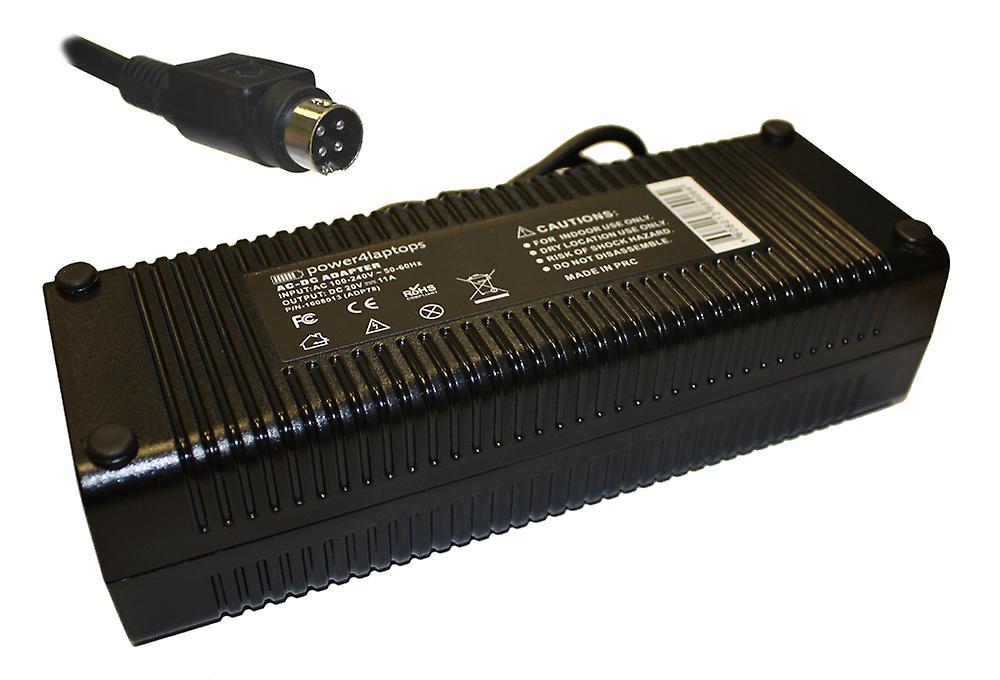 Rock Xtreme XSL8-Q9400 portable Compatible AC adaptateur chargeur