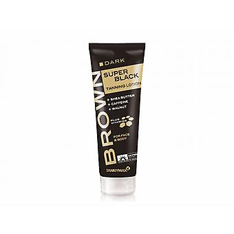 Tannymaxx - Brown Super Black Tanning Lotion (125ml)