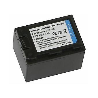 Dot.Foto Samsung IA-BP420E Replacement High Capacity Battery - 3.7v / 880mAh
