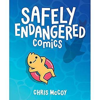 Sicher vom Aussterben bedrohte Comics