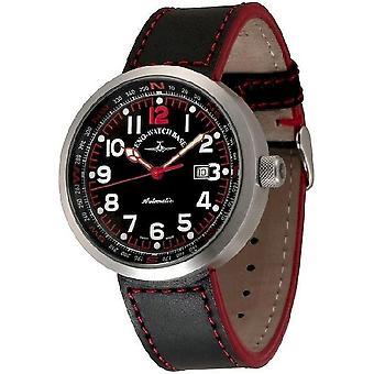 Zeno-watch mens watch Rondo automatic B554-a17