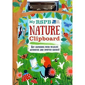 My RSPB Nature Clipboard by Eryl Nash - 9781406379334 Book