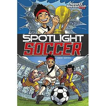 Spotlight Soccer by Ricardo Sanchez - Eduardo Ferrara - Ian Waryanto