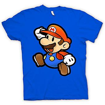 Herren T-Shirt - Super Mario - Gamer