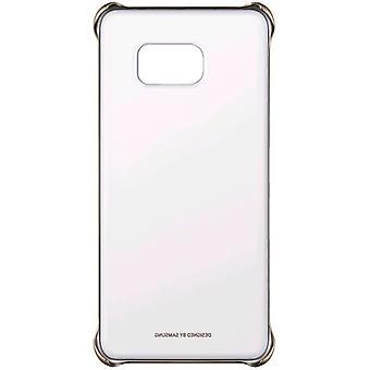 サムスン ゴールド クリア カバー ケース ギャラクシー S6 + (キッチン家電、エレクトロニクス)