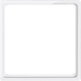 Merten Intermediate frame System M Polar white glossy 518519