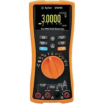 Keysight Technologies Digital multimeter, U1270-series, 30000 counts, CAT III 1000 V, CAT IV 600 V