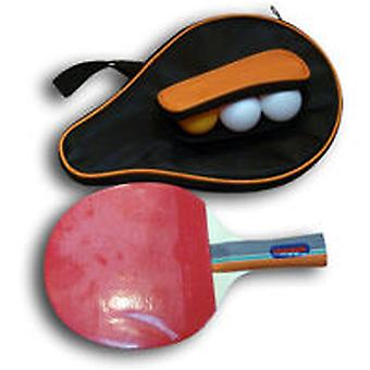 Import Pala Ping Pong With Cover + 3P. (Ar-Livre , Desportos)