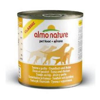 Almo Nature Tuna And Chicken (Dogs , Dog Food , Wet Food)