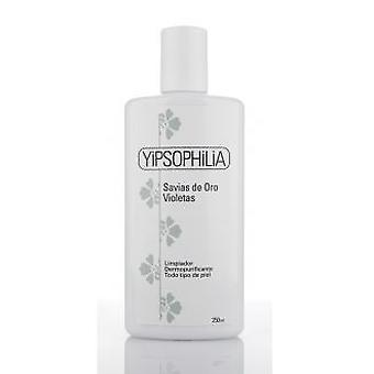 Yipsophilia Violets Gold Saps Bio (Beauty , Facial , Anti-Ageing , Revitalizers)