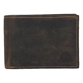 Monedero de cuero vintage Greenburry 1799-25