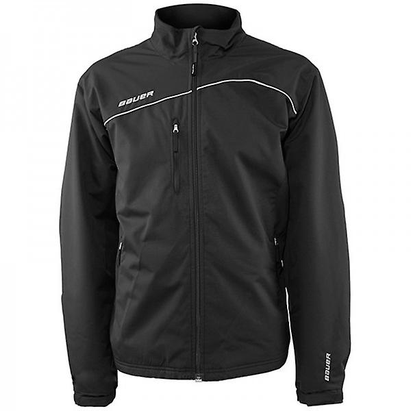 BAUER lightweight warm up jacket Senior + Junior