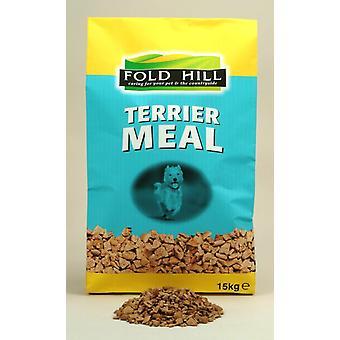 Fold Hill almindelig Terrier måltid 15kg