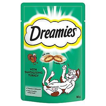 Dreamies Turkiet 60g (x 8)