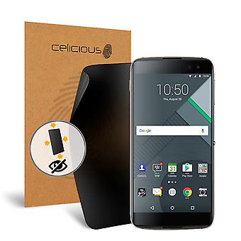 Celicious Privacy Plus BlackBerry DTEK60 4-Way Visual Black Out Screen Protector