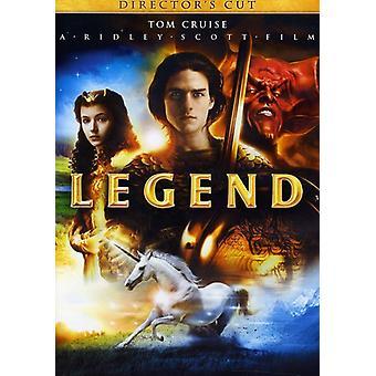 Legend [DVD] USA import