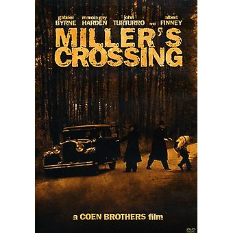 Millers Crossing [DVD] USA import