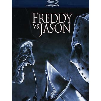 Freddy vs Jason [BLU-RAY] USA import