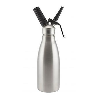 1L Cream Whipper Stainless Steel Deluxe Inox Creamer