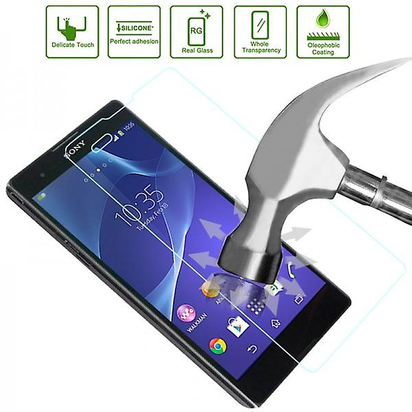Premium tank 0.3 mm thin, foil shock film for Sony Xperia Z3 D6653 L55T new