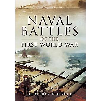Naval Battles of the First World War (Paperback) by Bennett Geoffrey