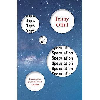 Dept. of Speculation (Paperback) by Offill Jenny