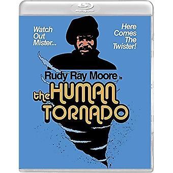 Menneskelige Tornado [Blu-ray] USA importerer