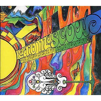 Radio Moskva - Great Escape af Leslie Magnafuzz [CD] USA importerer