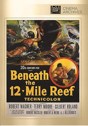Beneath the 12-Mile Reef [DVD] USA import