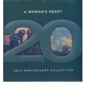 Kvindens hjerte: 20th jubilæum indsamling - kvindes hjerte: 20th jubilæum indsamling [CD] USA import