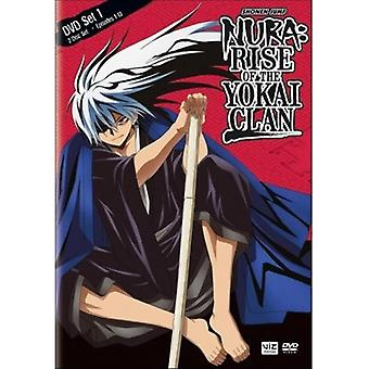 Nura: Rise of the Yokai Clan : Set 1 [DVD] USA import