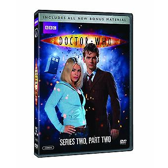 Doctor Who: Series Two-Part Two [DVD] USA import