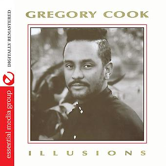 Gregory Cook - importation USA Illusions [CD]