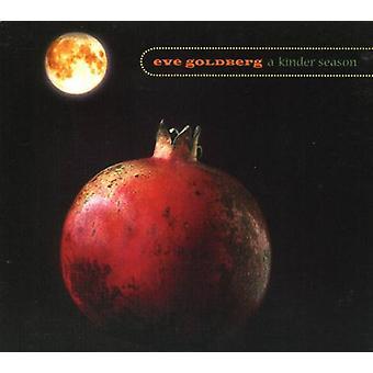 Eve Goldberg - Kinder sæson [CD] USA import