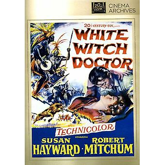 White Witch Doctor [DVD] USA import