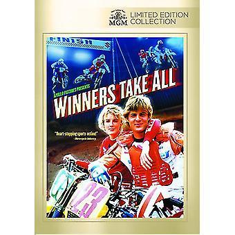 Vindere tage alle [DVD] USA importerer