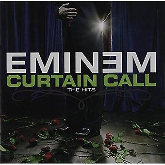 Eminem - Curtain Call [CD] USA importerer