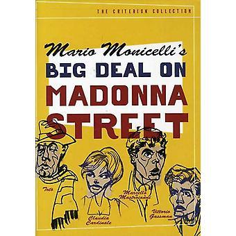 Big Deal on Madonna Street [DVD] USA import