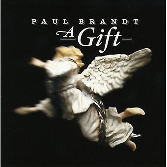 Paul Brandt - Gift [CD] USA import