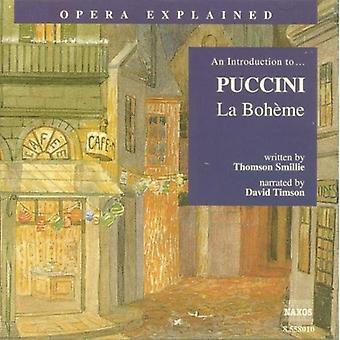 G. Puccini - An Introduction to Puccinis La Boh Me [CD] USA import