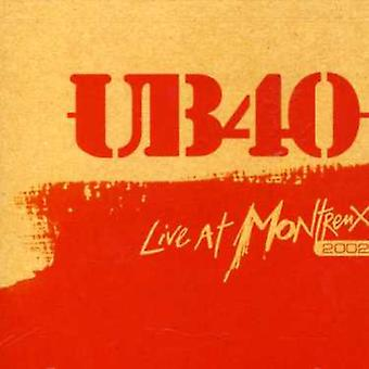 Ub40 - Live i Montreux 2002 [CD] USA import