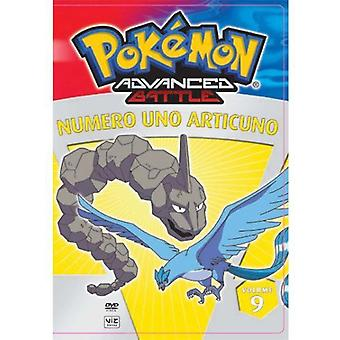 Pokemon avancerade slaget: Vol. 9-Numero Uno Articuno [DVD] USA import