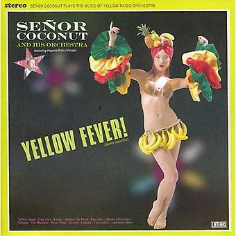 Senor kokos - gul feber [CD] USA import