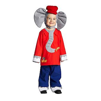 Benjamin Blümchen original costume elephant child costume
