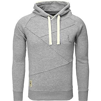 Akito Tanaka hooded sweater X-SWEAT grey