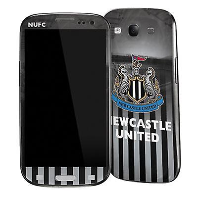 Newcastle United Samsung Galaxy S3 piel
