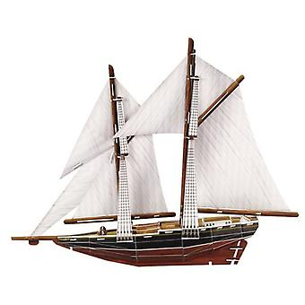 Legler 3D Sailboat (Speelgoed , Bordspellen , Puzzels)