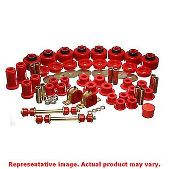 Energy Suspension Hyper-Flex System 3.18128R Red Fits:CHEVROLET 2001 - 2006 SIL